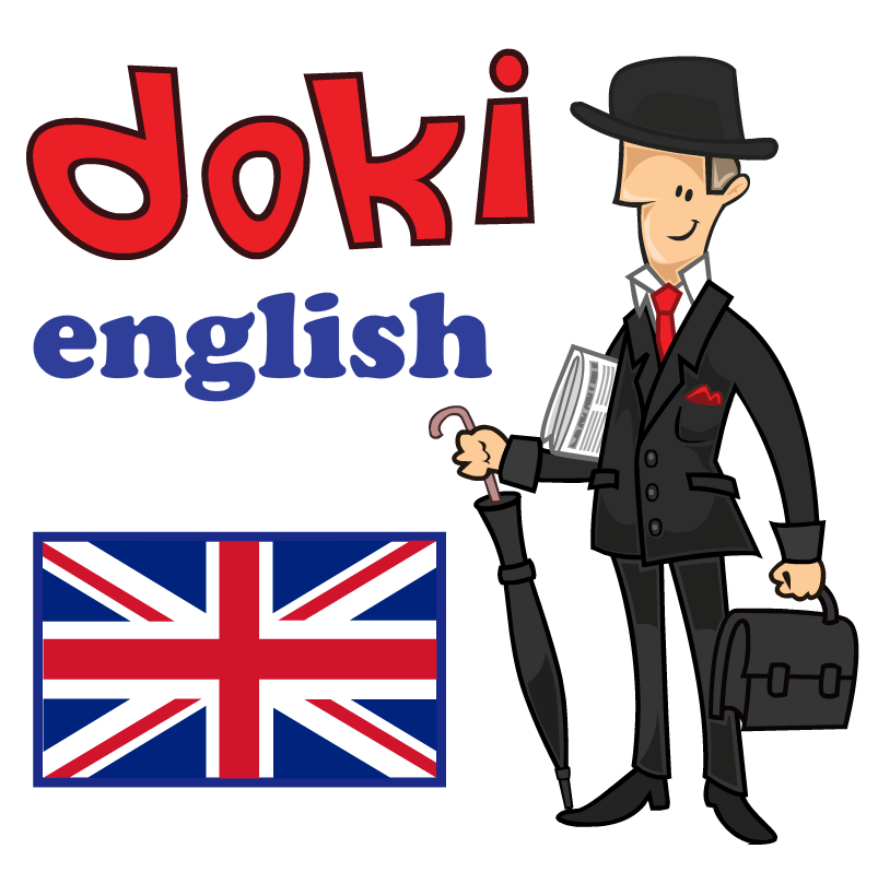 Learn Basic English with Doki HD