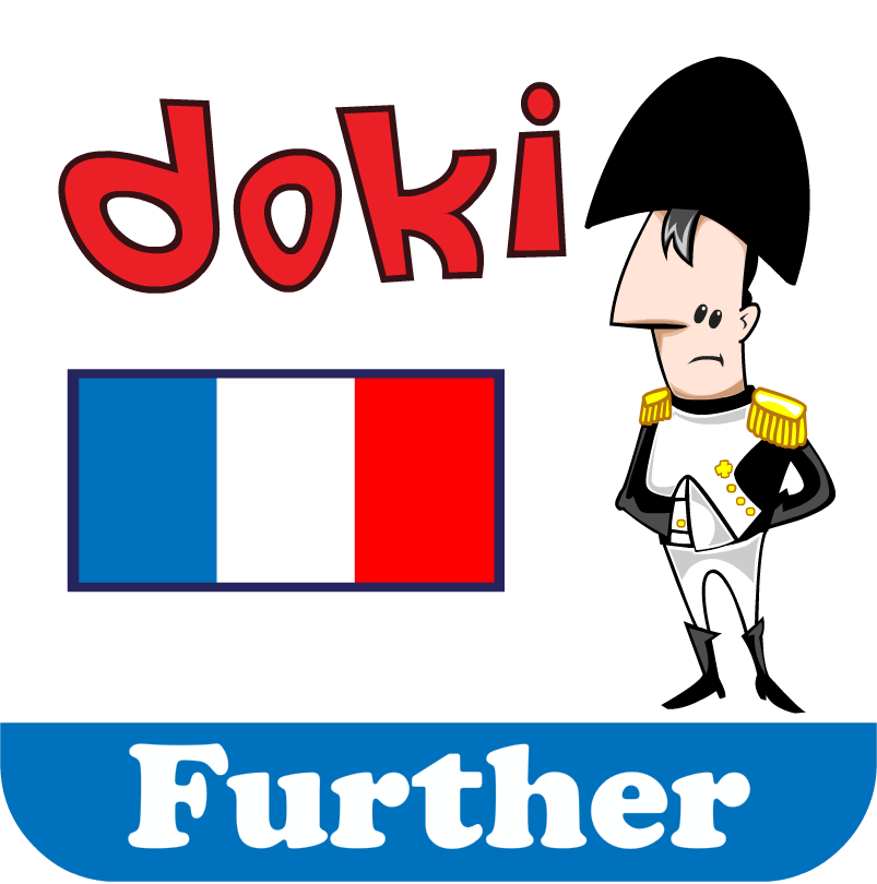Learn French with Doki Further HD