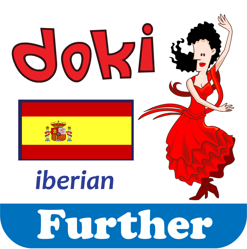 Learn Spanish with Doki Further HD